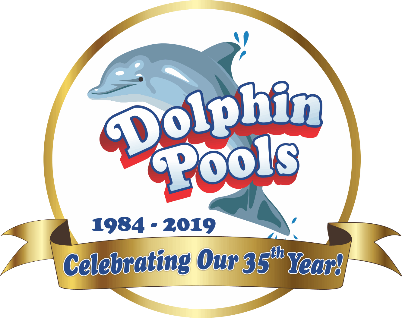 #1 Pool Builder Arizona - Dolphin Pools
